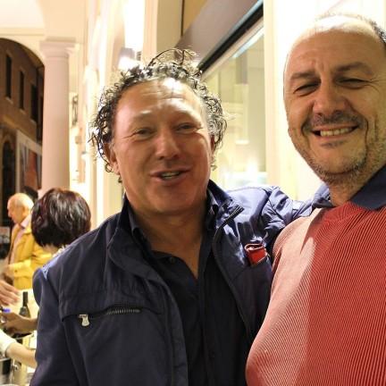 20 maggio 2013 - Evento Manta Sub - Marco Bollettinari e Claudio Sgarbi